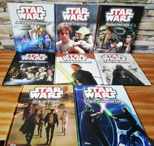 Star Wars (8 Book Collection)