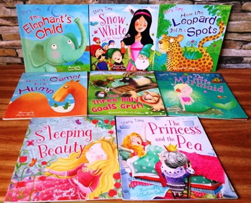 Story Time (8 Book Collection)