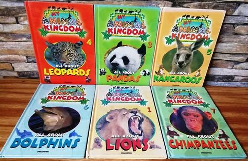 My Animal Kingdom (11 Book Collection)