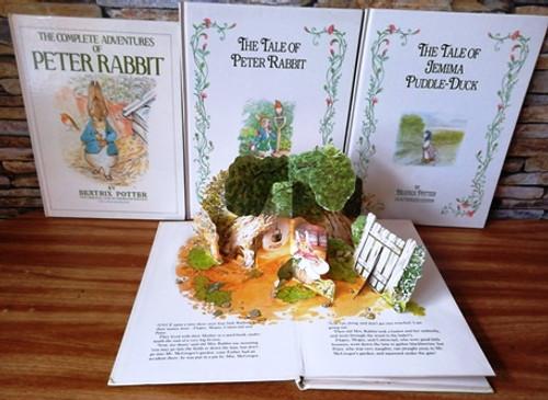 Beatrix Potter (4 Large Book Collection)