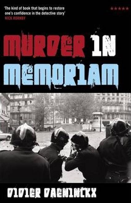 Daeninckx, Didier / Murder In Memoriam