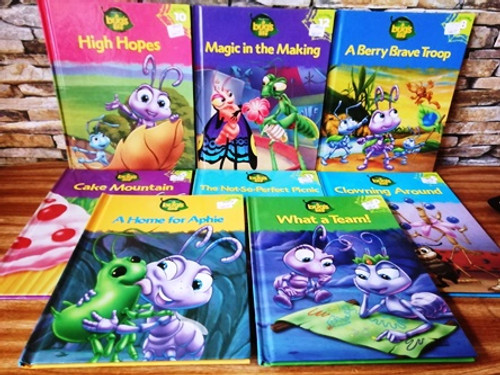A Bugs Life (8 Book Collection)