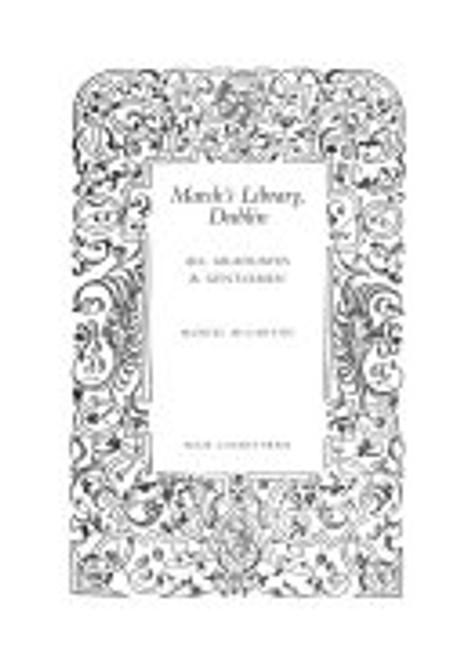 McCarthy, Muriel - All Graduates & Gentlemen : Marsh's Library - HB - 1980 - Dublin