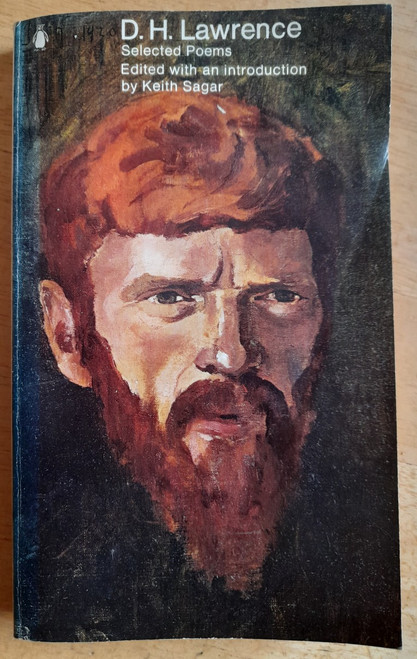 Lawrence, D.H - Selected Poems - Vintage Penguin PB - 1975 - Edited by Keith Sagar
