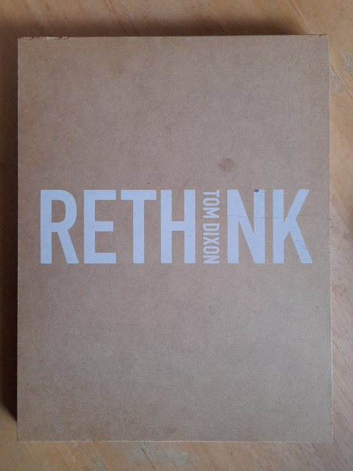 Dixon, Tom - Rethink - HB - Recycling / Upcycling -  2000 ( Limited Edition Habitat Exclusive)