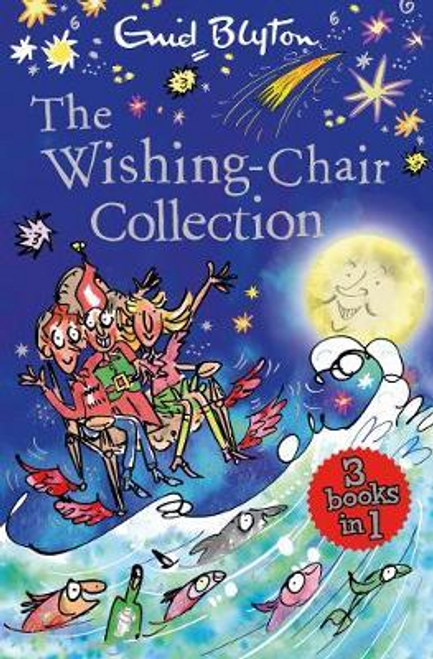 Blyton, Enid / The Wishing-Chair Collection