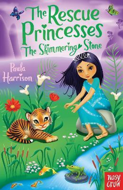 Harrison, Paula / The Rescue Princesses: The Shimmering Stone