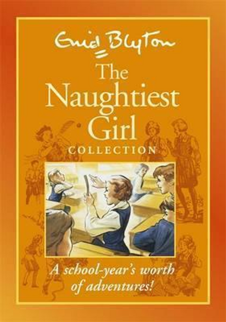Blyton, Enid / The Naughtiest Girl Collection (Hardback)