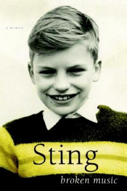 Sting / Broken Music (Hardback)