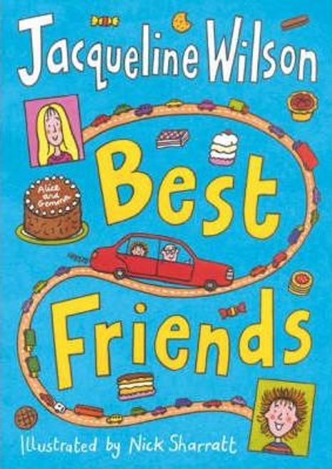 Wilson, Jacqueli / Best Friends (Hardback)