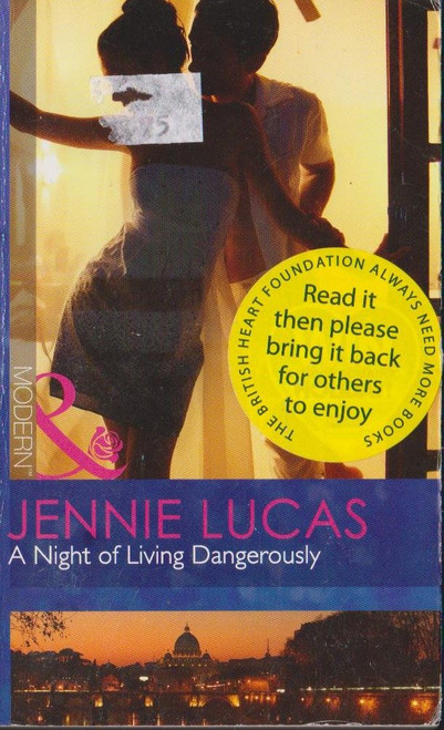 Mills & Boon / Modern / A Night of Living Dangerously