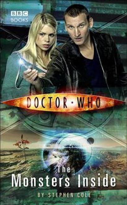 Cole, Stephen / Doctor Who : The Monsters Inside (Hardback)