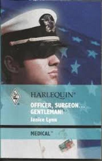 Lynn, Janice / Officer, Surgeon. Gentleman! (Hardback)