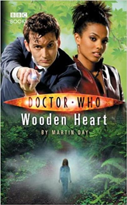 Day, Martin / Doctor Who: Wooden Heart (Hardback)