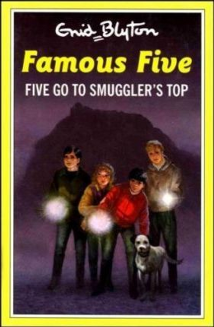 Blyton, Enid / Five Go to Smuggler's Top (Hardback)