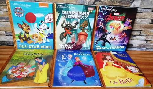 A Treasure Cove Story (6 Book Collection)