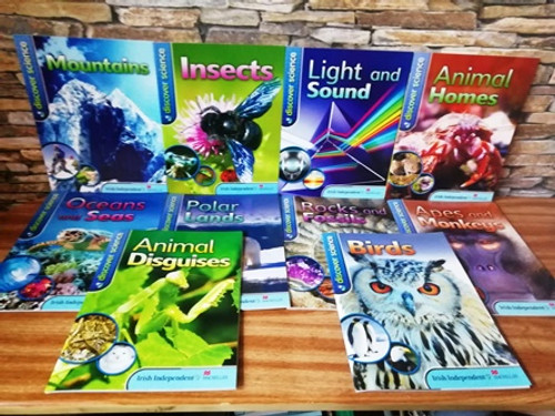 Discover Science (10 Book Collection)