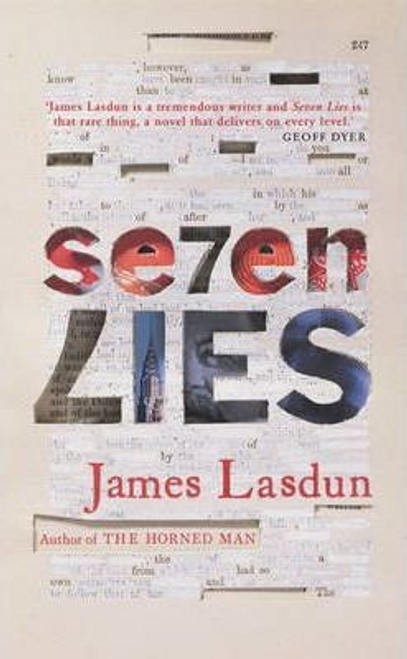 Lasdun, James / Seven Lies (Hardback)