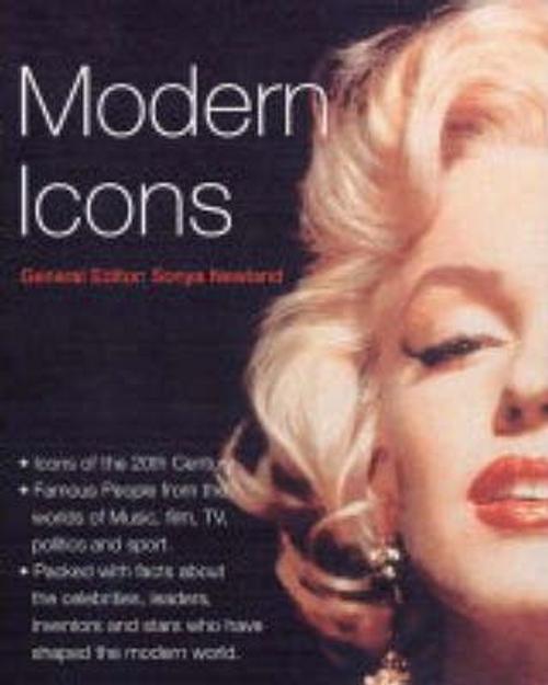 Newland, Sonya / Modern Icons (Hardback)