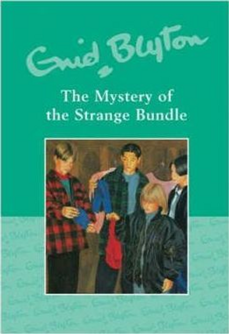 Blyton, Enid / Mystery of the Strange Bundle (Hardback)