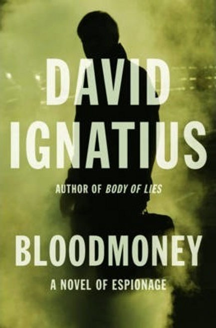 Ignatius, David / Bloodmoney (Hardback)