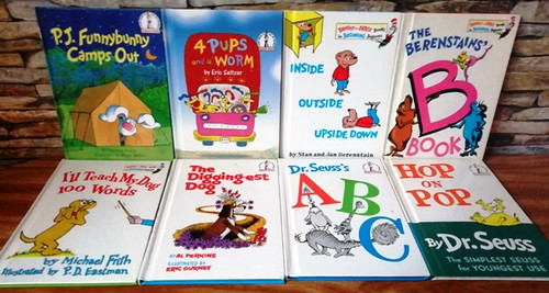 Cat in the Hat (15 Book Collection)