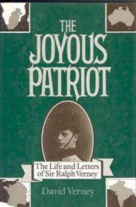 Verney, David / The Joyous Patriot (Hardback)