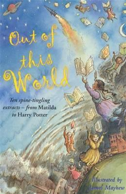 Umansky, Kaye / Out of This World (Hardback)