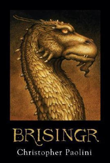 Paolini, Christopher / Brisingr : Book III (Hardback)