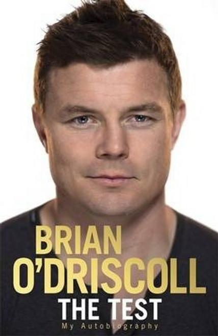 ODriscoll, Brian / The Test (Hardback)