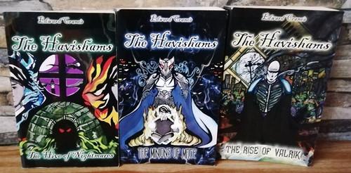 Edward Crane's / The Havishams (First 3 Books)
