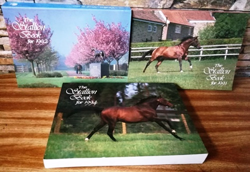 The Stallion Book (3 Book Collection)