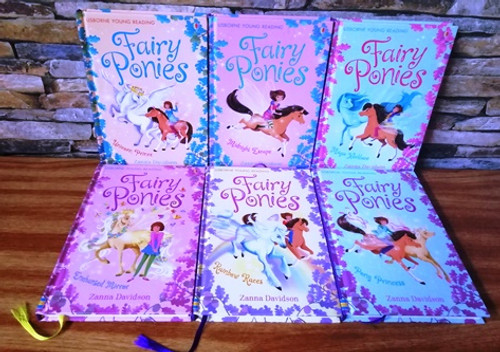 Fairy Ponies (6 Book Collection)
