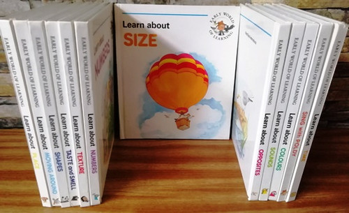 Early World of Learning (12 Book Collection)