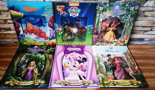 Magical Story Holographic Cover (22 Book Collection)