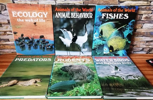 Animals of the World (10 Book Collection)