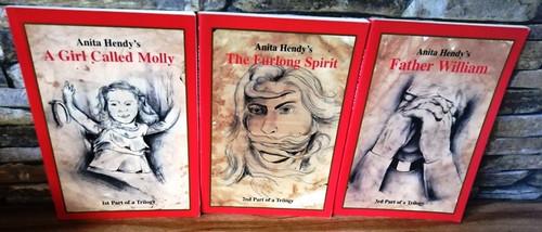 Anita Hendy's (Complete Trilogy)