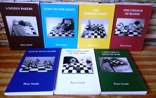 Peter Youds (7 Book Collection)