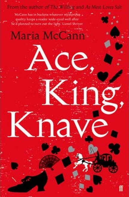 McCann, Maria / Ace, King, Knave (Hardback)