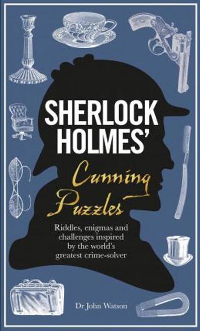 Dedopulos, Tim / Sherlock Holmes' Cunning Puzzles (Hardback)