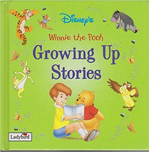 Winnie The Pooh: More Growing (Hardback)