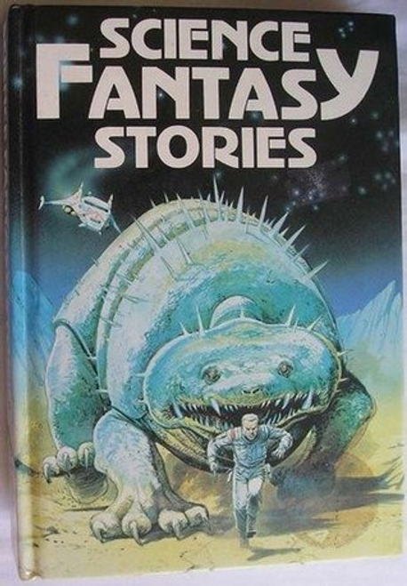 Allan, Angus / Science Fantasy Stories (Hardback)