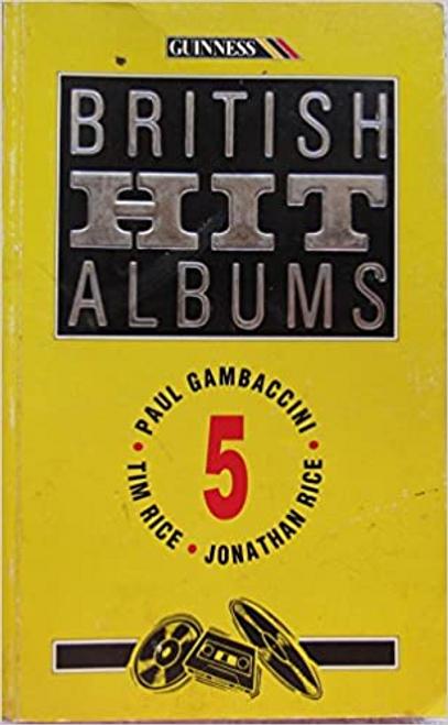 Rice, Tim / British Hit Albums (Large Paperback)