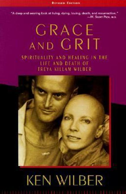 Wilber, Ken / Grace and Grit (Large Paperback)