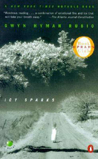 Rubio, Gwyn Hyman / Icy Sparks (Large Paperback)