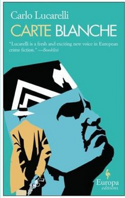 Lucarelli, Carlo / Carte Blanche (Large Paperback)