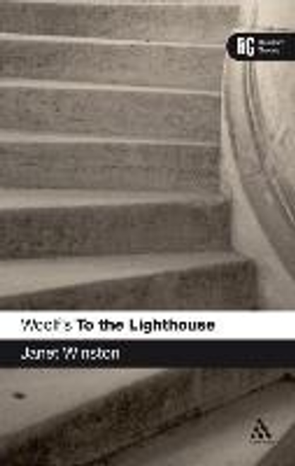 Winston, Janet / Woolf's To The Lighthouse (Large Paperback)