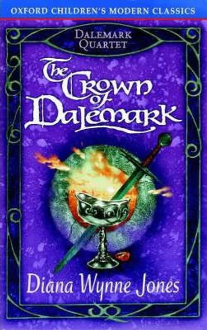 Jones, Diana Wynne / The Crown of Dalemark (Large Paperback)
