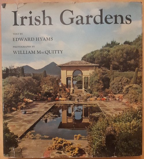 Hyams, Edward & McQuitty, William - Irish Gardens - HB 1967 - Illustrated