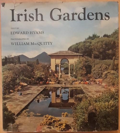 Hyams, Edward & McQuitty, William - Irish Gardens - HB 1967 - Illustrated